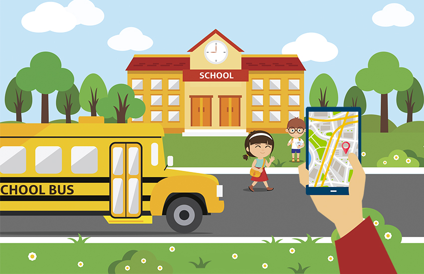 How to use location intelligence to manage school bus efficiently